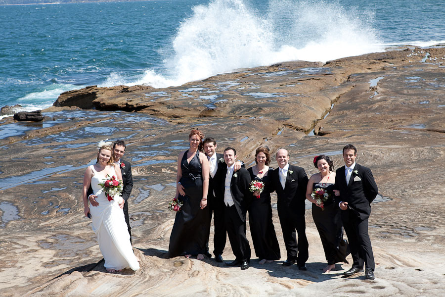Killcare Beach Boudi  Wedding Photography Essence Images Central Coast