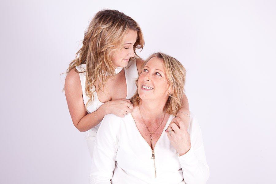 Mother/Daughter Portraits Essence Images North Avoca