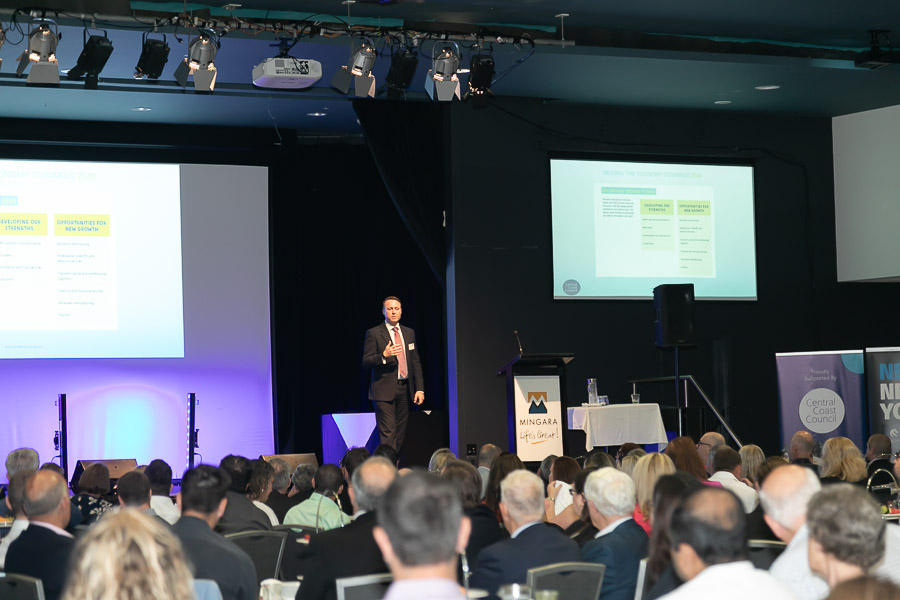 Event Photography, Conference Essence Images Central Coast