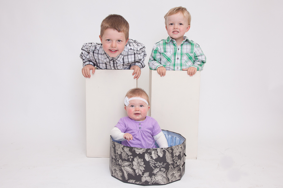 Family Studio Portrait Photography Essence Images Central Coast
