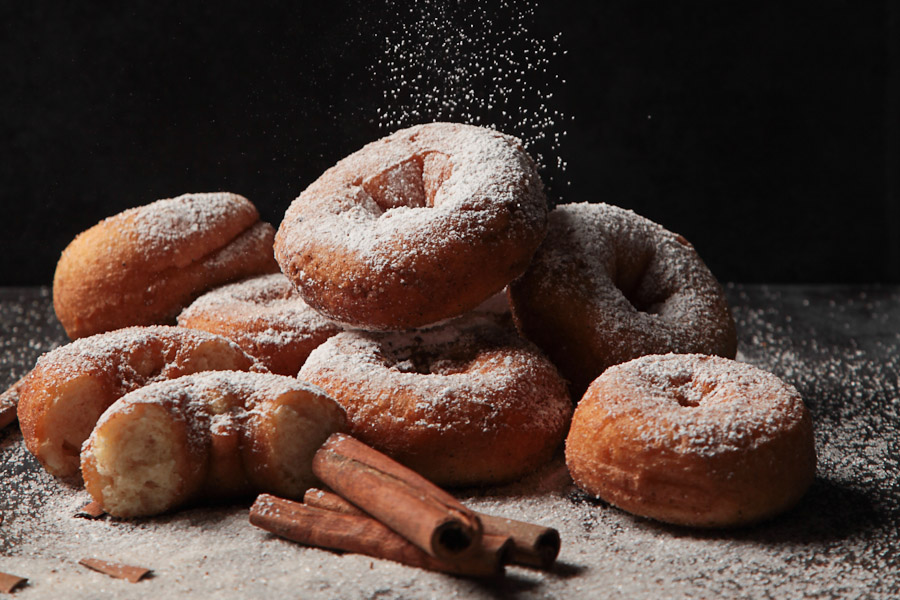 Donut-Food-Photography-Essence-Images-North-Avoca