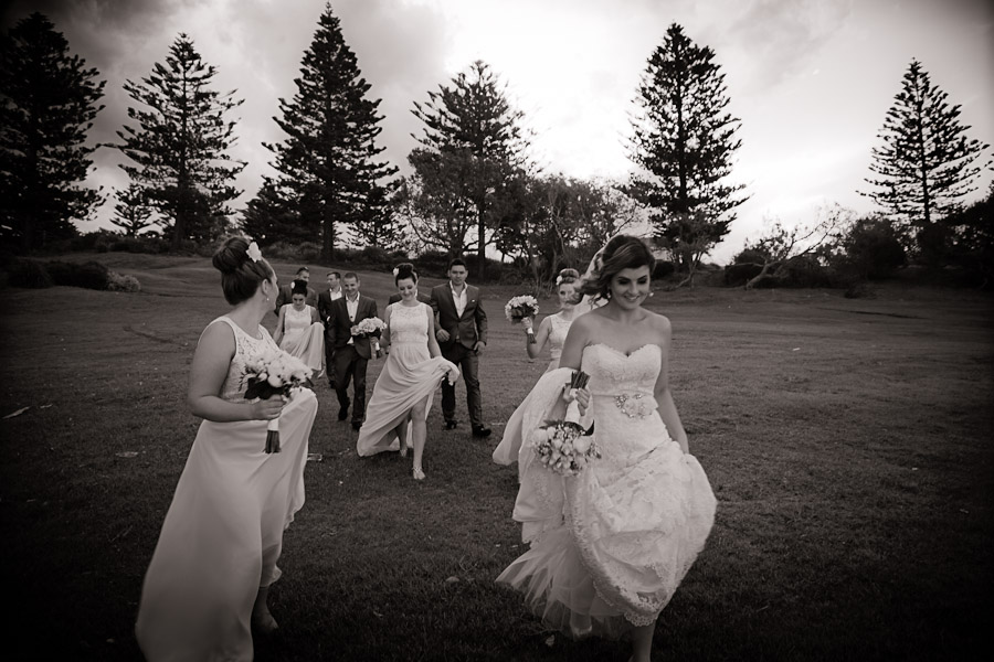 Shelly Beach Golf Club Wedding Photography Essence Images Central Coast