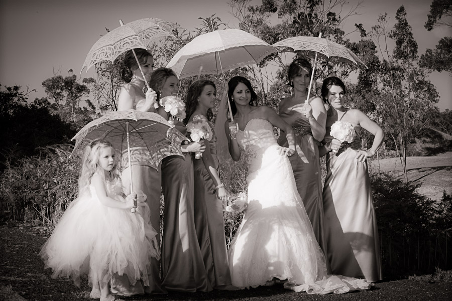 The Springs Golf Club Wedding Photography Essence Images Central Coast