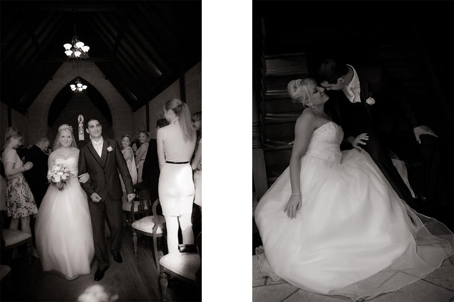 Anglican Church Gosford & Linton Gardens  Wedding Photography Essence Images Central Coast