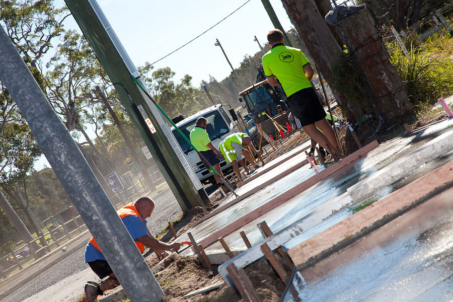 People-in-Workplace - Roadworks Photography - Essence Images Central Coast