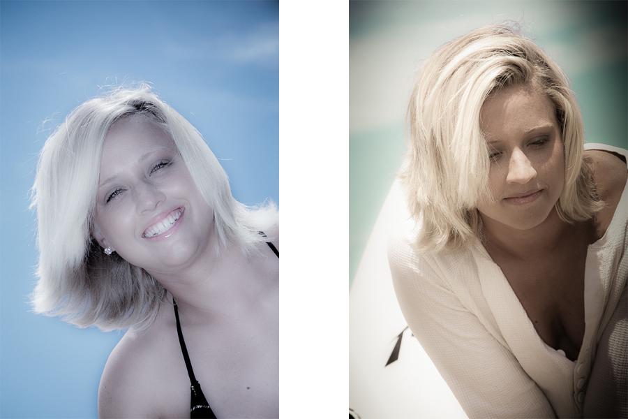 Model Portfolio Photography  Essence Images Central Coast