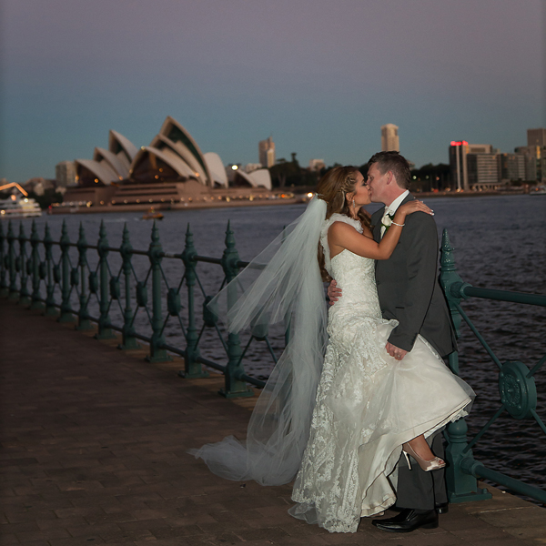 Sydney Opera House foreshore Wedding Photography Essence Images Central Coast