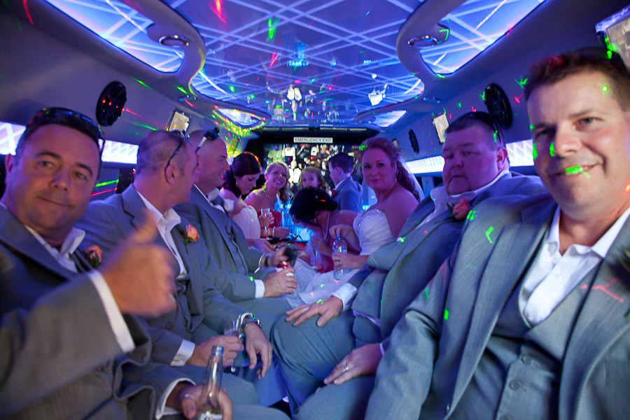 Wedding Limo Essence Images Central Coast