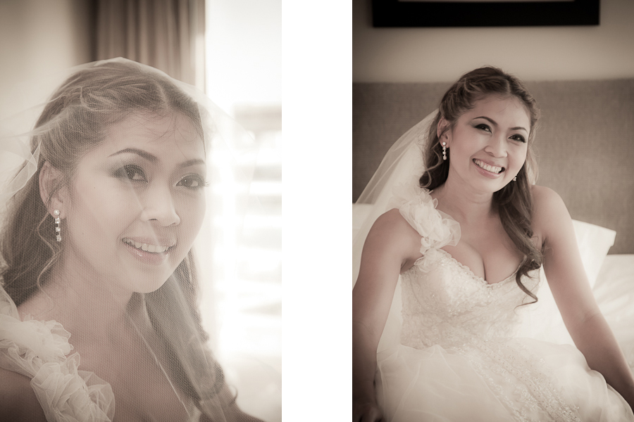 Thai Girls getting ready Wedding Photography Essence Images Central Coast