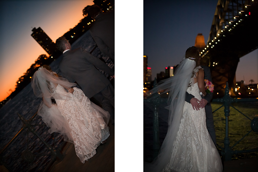 Sydney Harbour Bridge Foreshore Wedding Photography Essence Images Central Coast