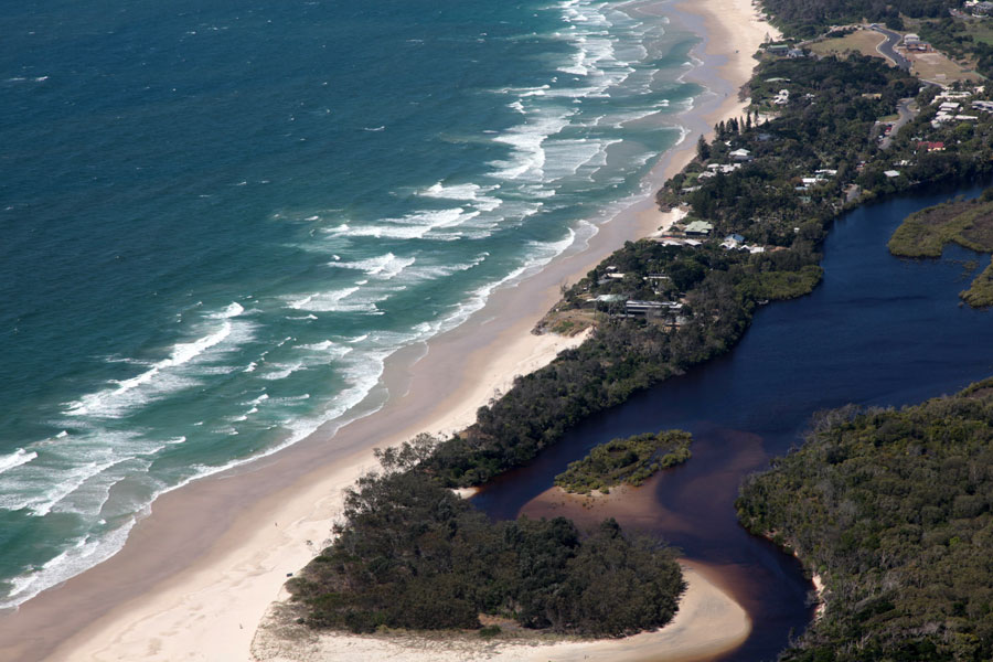 Aerial Photography Byron Bay Essence Images Central Coast