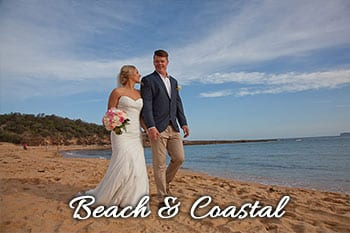 Beach & Coastal Wedding Photography