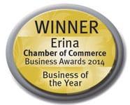 Winner Gosford City Business Awards