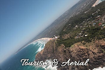 Commercial Photograhy Central Coast Tourism & Aerial