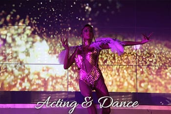 Acting & Dance Portfolios - Photography Central Coast