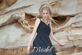 Photograhy - Modelling Portfolios Central Coast