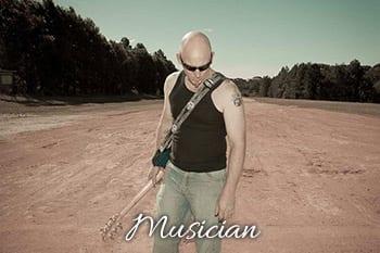 Musician Photography Portfolios Central Coast