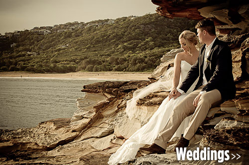 Wedding Photographer - Central Coast NSW