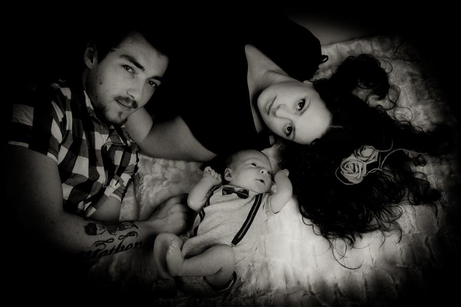 Leah, James, & Fin